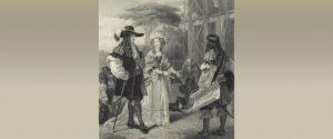 Nell Gwyn in The Legend of Chelsea Hospital