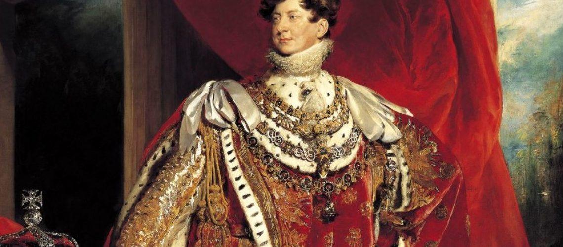 George IV Crop