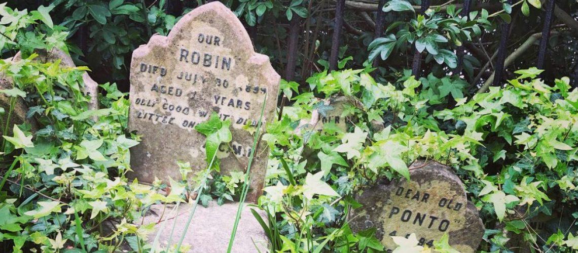 Hyde Park Pet Cemetery_Simon Bleasdale