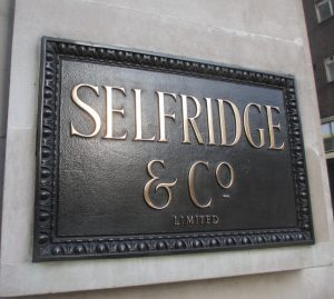 Selfridges Tour