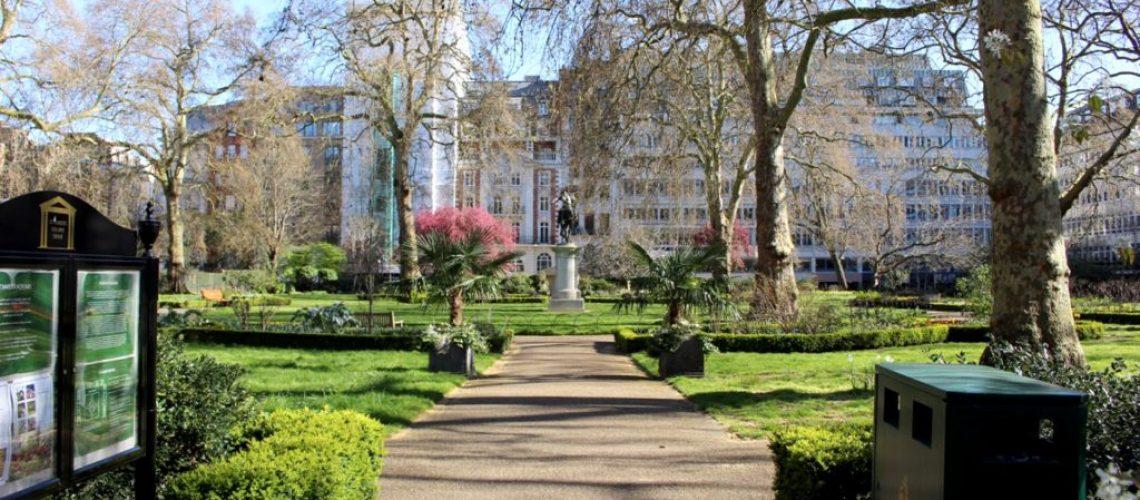 St James's Square, London