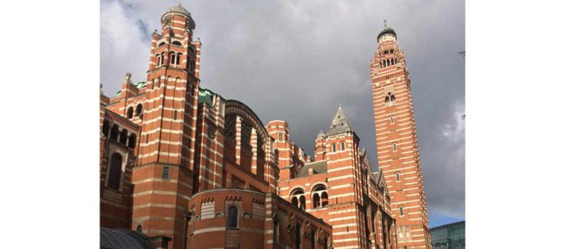 Westminster Cathedral, Ambroseden Avenue