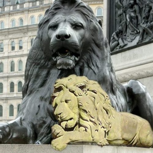 two lions westminster guides
